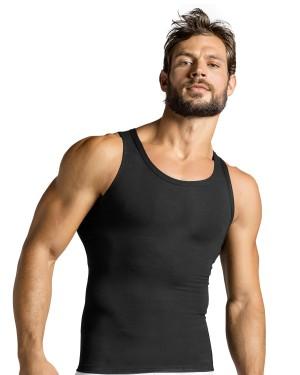 Camiseta de compresion reductora Leo hombre.