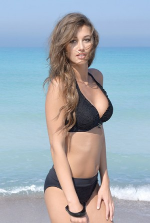 Bikini crochet copas grandes Antigel