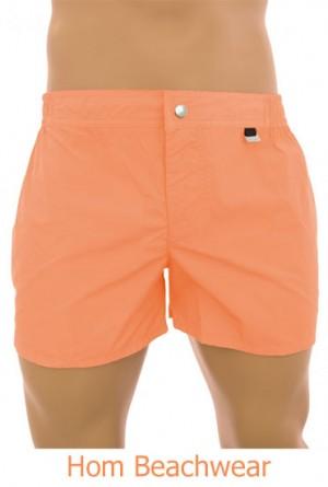Bañador Pantalon Beach Fun Naranja de Hom