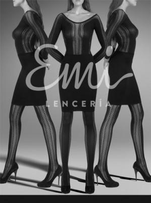 BodySuit Lace Bands Emilio Cavallini Body Medias