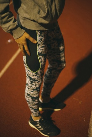 Legging Sport urban camuflaje Hom Gym wear