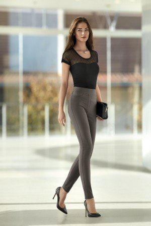 Legging Perfect Fit winter Janira pants pitillo