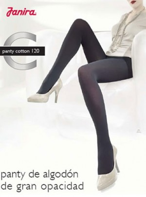 Panty leotardo Cotton120 Janira