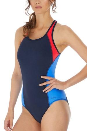 Bañador deportivo moldeado Freestyle Freya