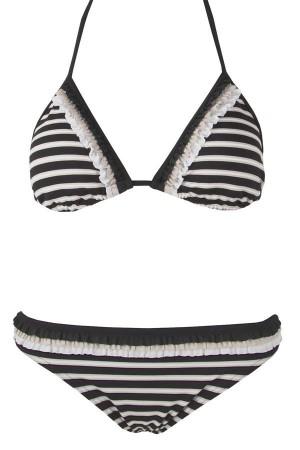 Bikini cortina con braga clasica Odesa de Onades