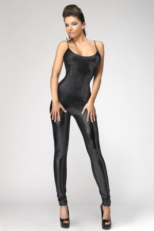 Jump suit de cuero Galaxy de Alter