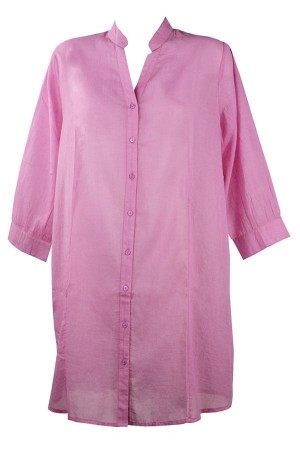Camisa playera rosa coleccion Malta de Red Point