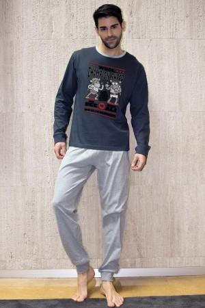 pijama-hombre-kukuxumusu-5256-champion-sheep-boxeo