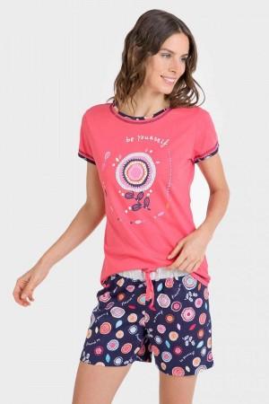 """Pijama Massana verano """"be yourself"""" P201210"""