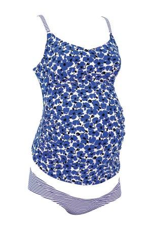 Tankini amapolas azules de Anita