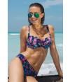 Bikini con aros de Antigel copa F