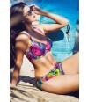 Bikini estampado floral pop flores freya