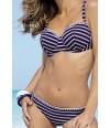 Bikini marinero con aros de Antigel 4379