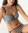 Bikini marinero con aro California de Primadonna