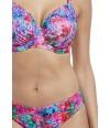 Bikini floral de Freya coleccion Mamba 2940 copa G