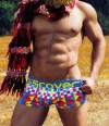 Boxer Square Discover Underwear