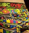 Boxer Acid Lagarto Discover Underwear estampado