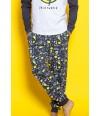 """Pijama invierno """"Bowie"""" emoticono de Smiley World"""