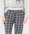 Pijama de punto para mujer de invierno Massana