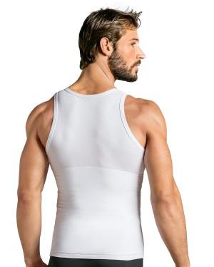Reduce cintura vientre abdomen y protege la espalda con esta camiseta reductora Leo