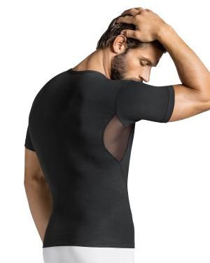 Camiseta compresion Gym manga corta