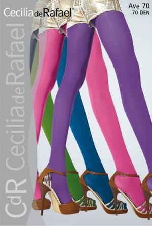 Panty colores Cecilia de Rafael