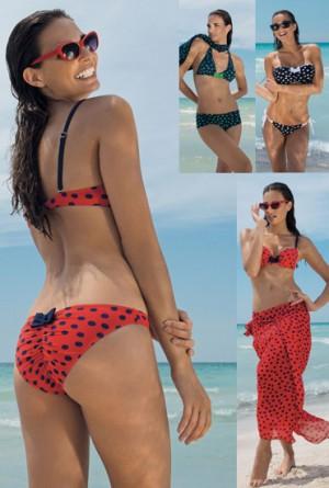 Bikini topos Antigel juvenil