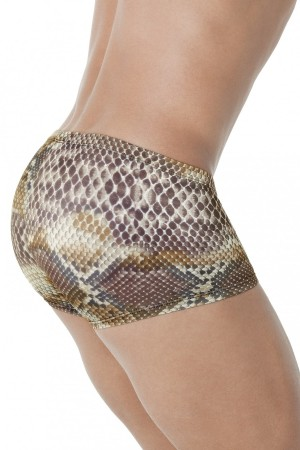 Boxer Snake serpiente ALTER animal print sexy