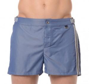 Bermuda Bañador pantalon jeans blue HOM