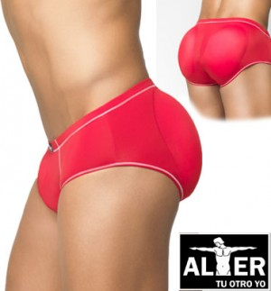 Slip con relleno BUTT BRIEF