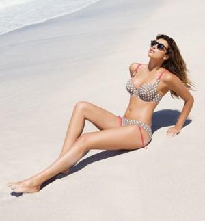 Bikini topos Antigel copas grandes