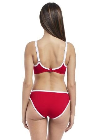 Bikini rojo coleccion Paint the town de Freya 2953