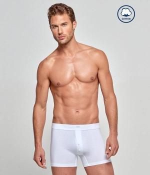 Boxer-con-apertura-delantera-algodon-impetus-1227020-Cotton-stretch-essentials