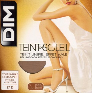 Panty Dim Teint de Soleil color piel natural