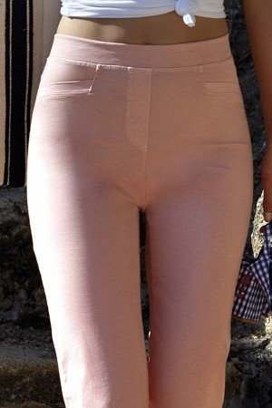 Pantalon Janira Capri Perfect Fit