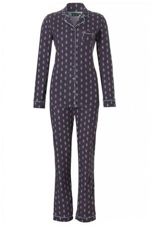 Pijama abierto por delante invierno de Pastunette