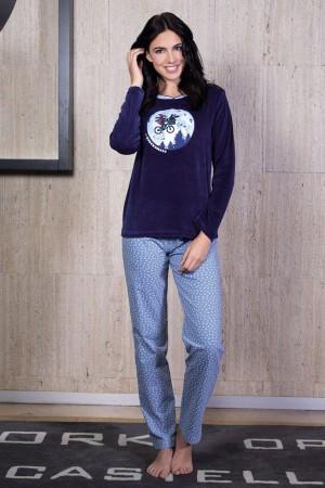 pijama-invierno-mujer-kukuxumusu-30423612