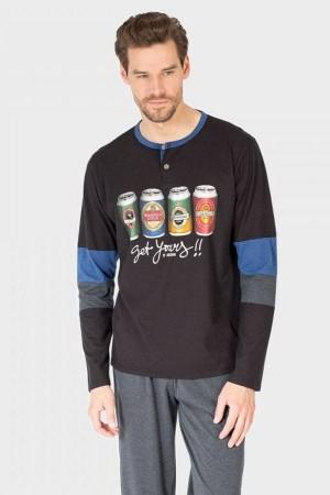 Pijama-P681322-Massana-Hombre-Cervezas-manga-larga