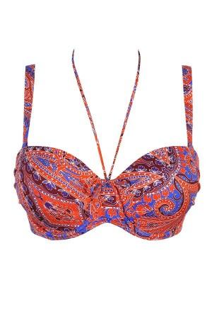Bikini sin tirantes copas preformadas Casablanca Primadonna Swim