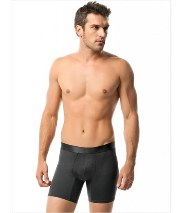 Boxer tecnico deportivo extra largo de pierna y con relleno trasero.