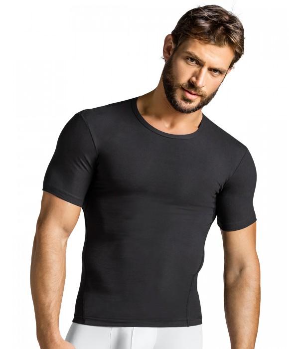Camiseta reductora para hombre Leo