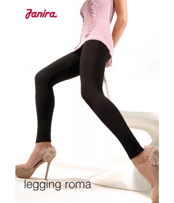 Legging Roma Janira. Legging basico negro