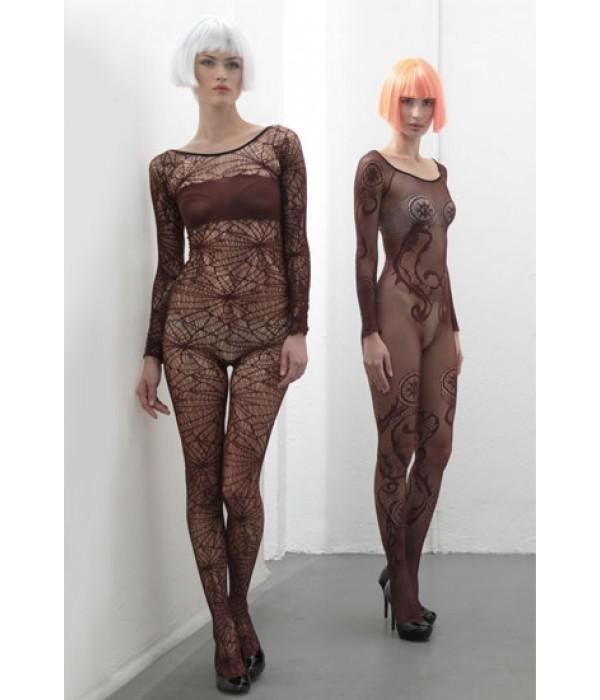 Bodysuit Panty Body Telaraña Emilio Cavallini