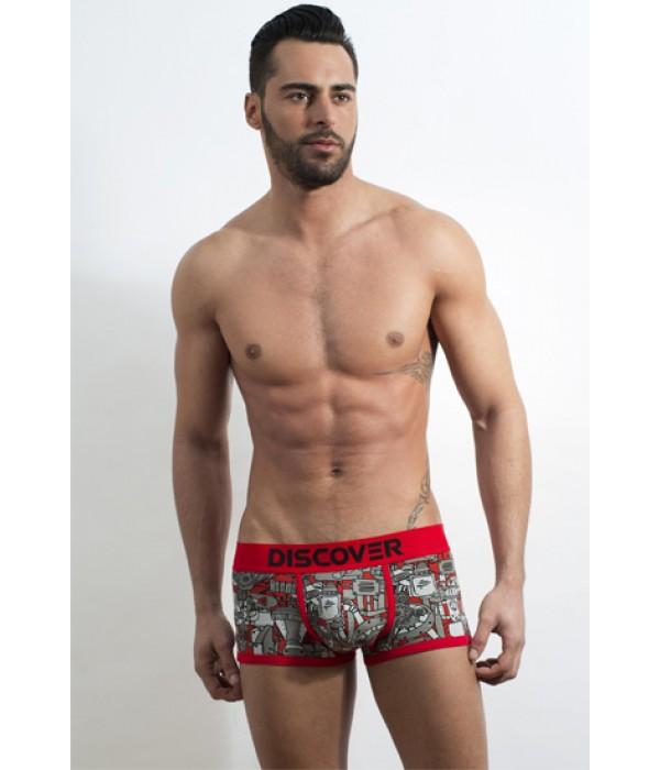 Boxer Robots Discover Underwear