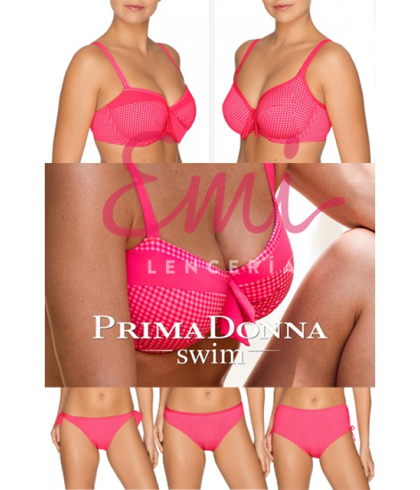Bikini rosa Primadonna 80 F descuento