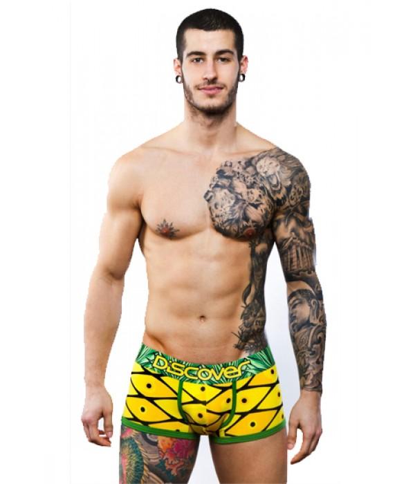 Boxer Discover Underwear Piñas