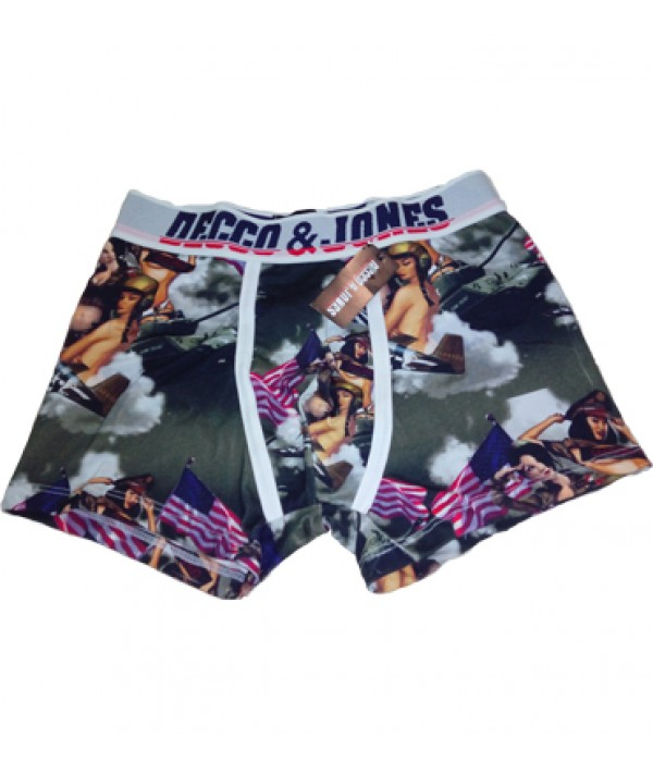 Boxer War EEUU Decojones underwear