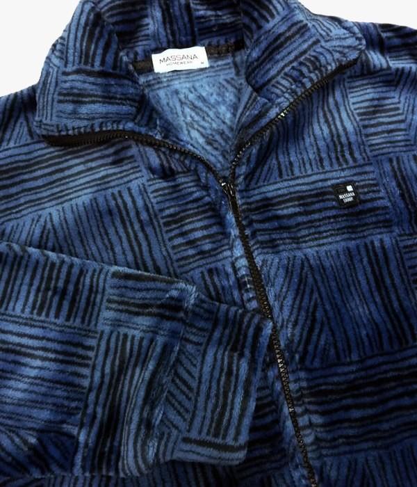 bata-corta-polar-hombre-azul-massana-L676365