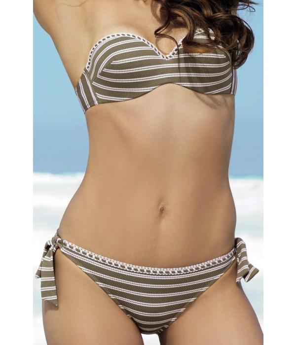 Bikini bandeau coleccion La vent debout de Antigel