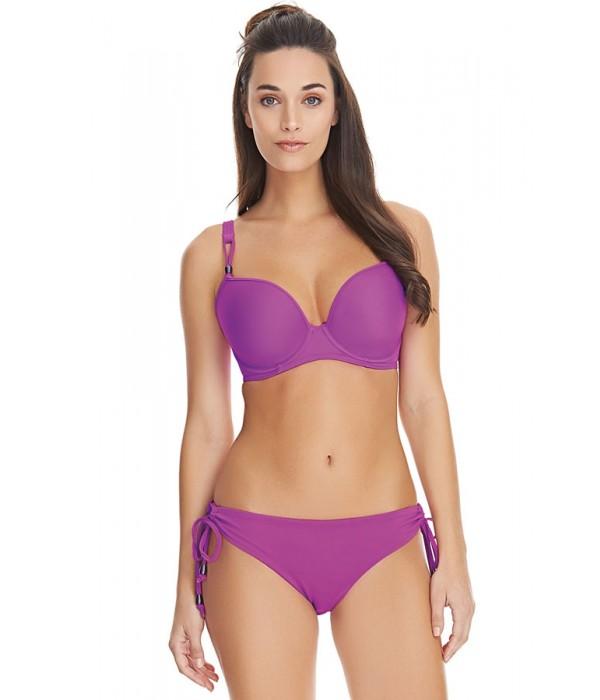 Bikini de Freya morado liso